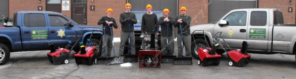 Snow Removal Team